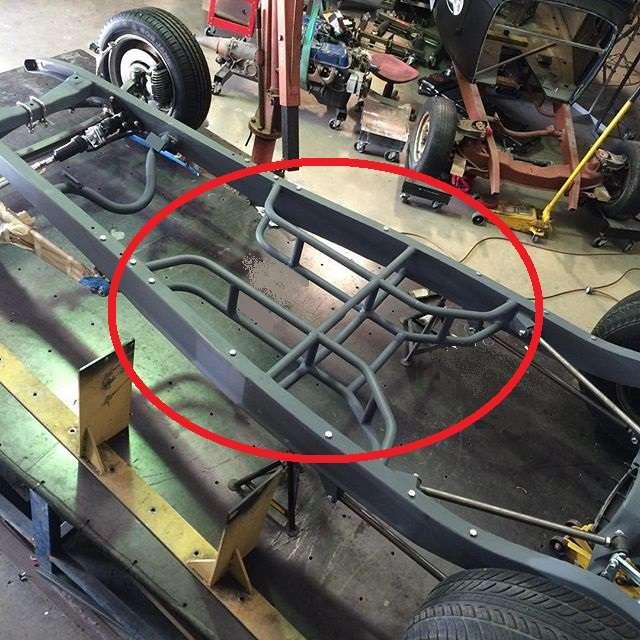 Tubular Crossmember Kit Armadale Auto Parts