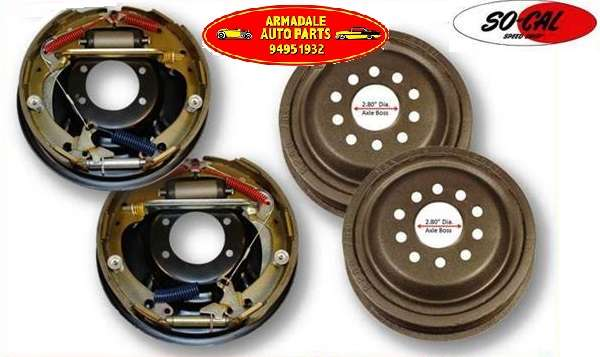 So Cal Clothing >> So-Cal Hot Rod Rear Drum Brakes | Armadale Auto Parts