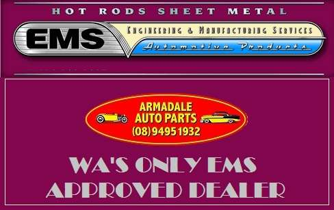 So Cal Clothing >> EMS Automotive Products | Armadale Auto Parts
